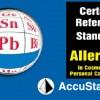 Allergens Accustandard